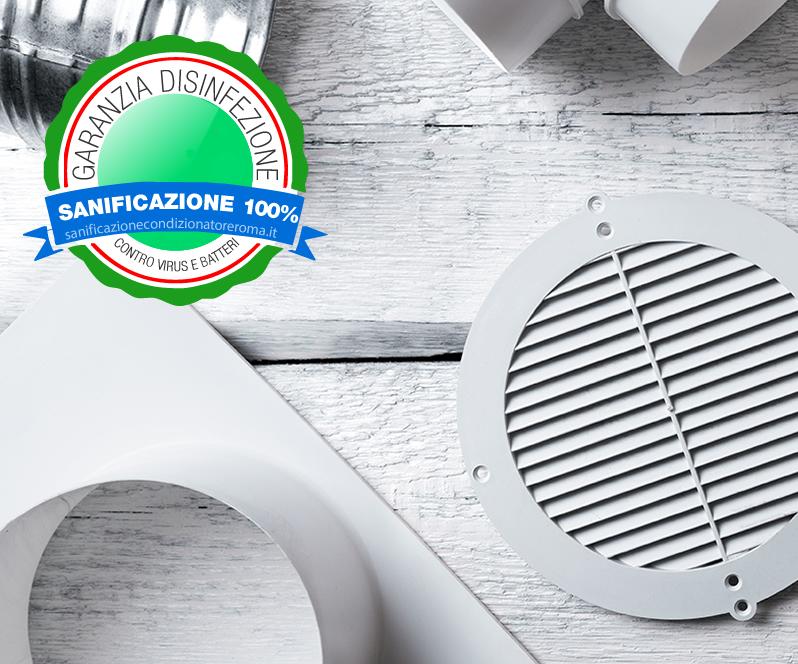 Sanificazione Climatizzatore Roma