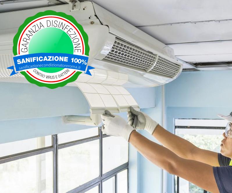 Sanificazione Impianto di Areazione Roma