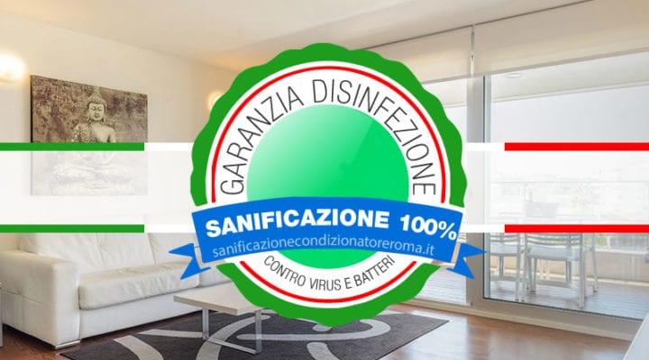 Sanificazione Condizionatori e Climatizzatori Roma - Appartamento