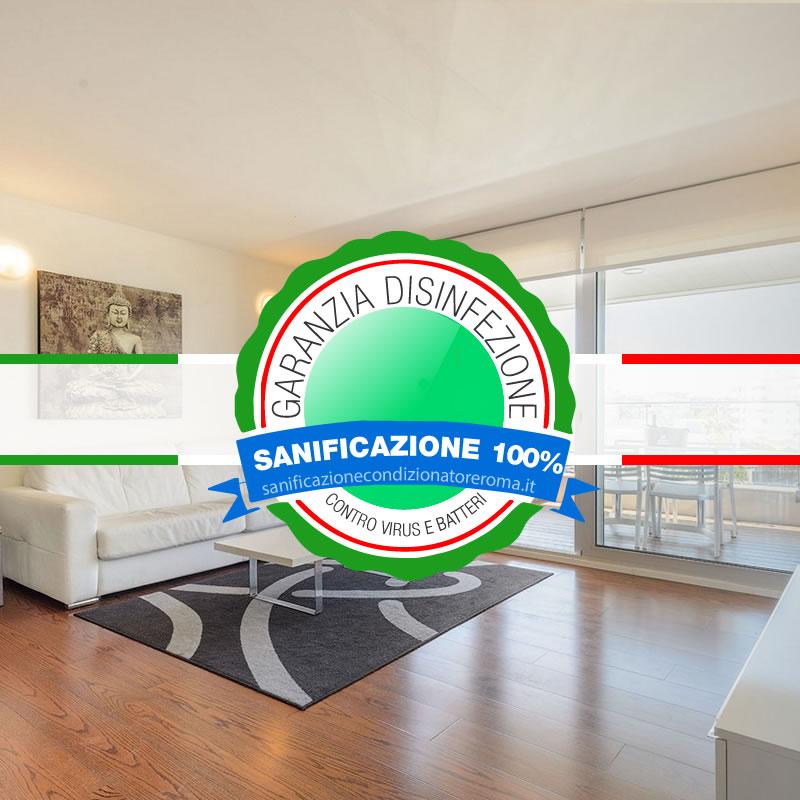 Sanificazione Condizionatori e Climatizzatori Mezzocammino - Appartamento