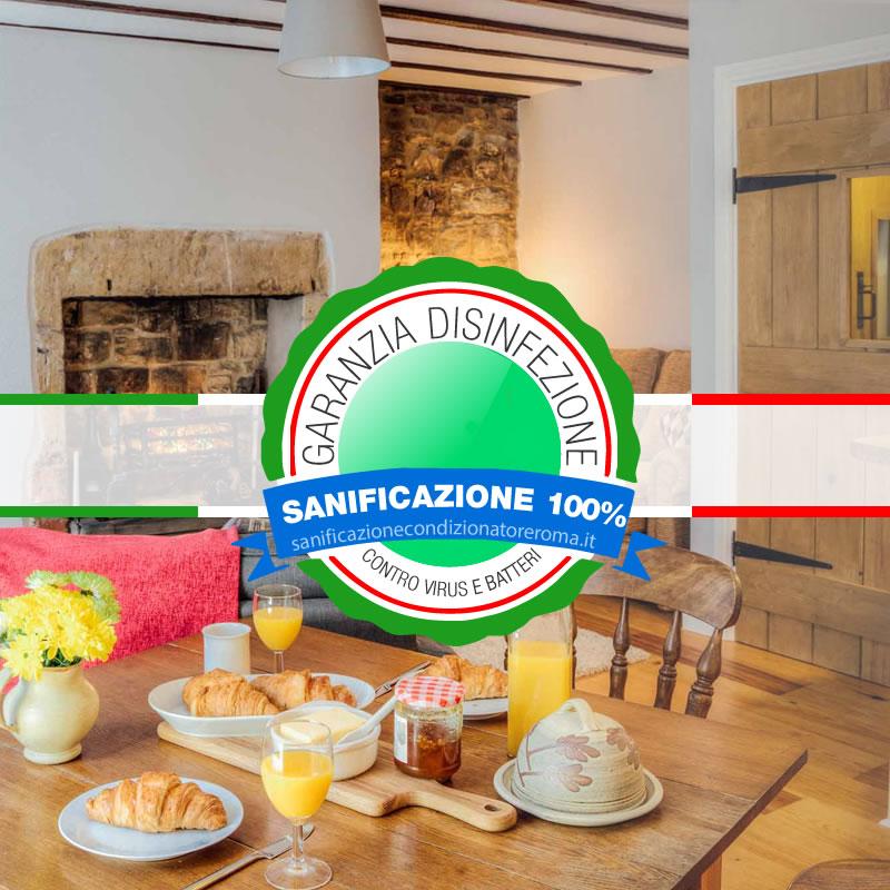 Sanificazione Condizionatori e Condizionatori Appia Pignatelli - BeB