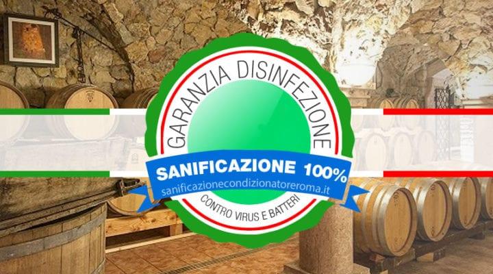 Sanificazione Condizionatori e Climatizzatori Roma - Cantine