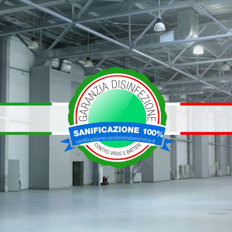 Sanificazione Condizionatori e Condizionatori Appio Latino - Capannoni Climatizzati