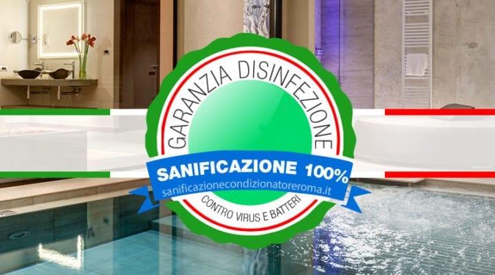 Sanificazione Condizionatori e Climatizzatori Roma - Centri benessere e terme