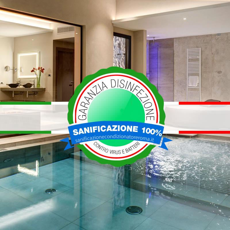 Sanificazione Condizionatori e Condizionatori Appia Pignatelli - Centri benessere e terme