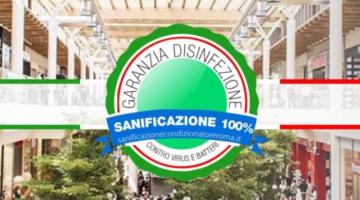Sanificazione Condizionatori e Climatizzatori Roma - Centri commerciali