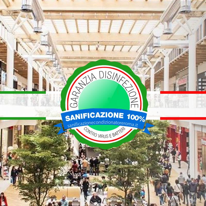 Sanificazione Condizionatori e Condizionatori Appia - Centri commerciali