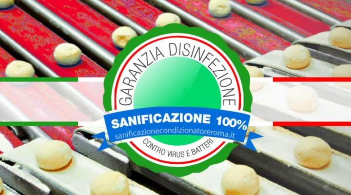 Sanificazione Condizionatori e Climatizzatori Roma - Industria alimentare