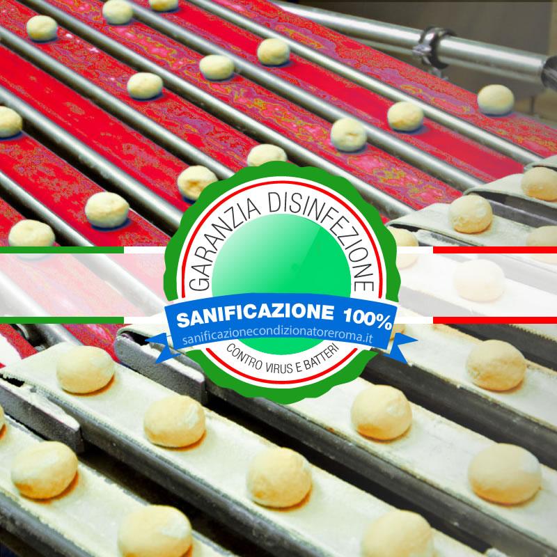 Sanificazione Condizionatori e Condizionatori Appia - Industria alimentare