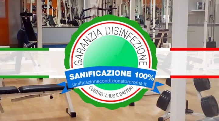 Sanificazione Condizionatori e Climatizzatori Roma - Palestre e Spogliatoi