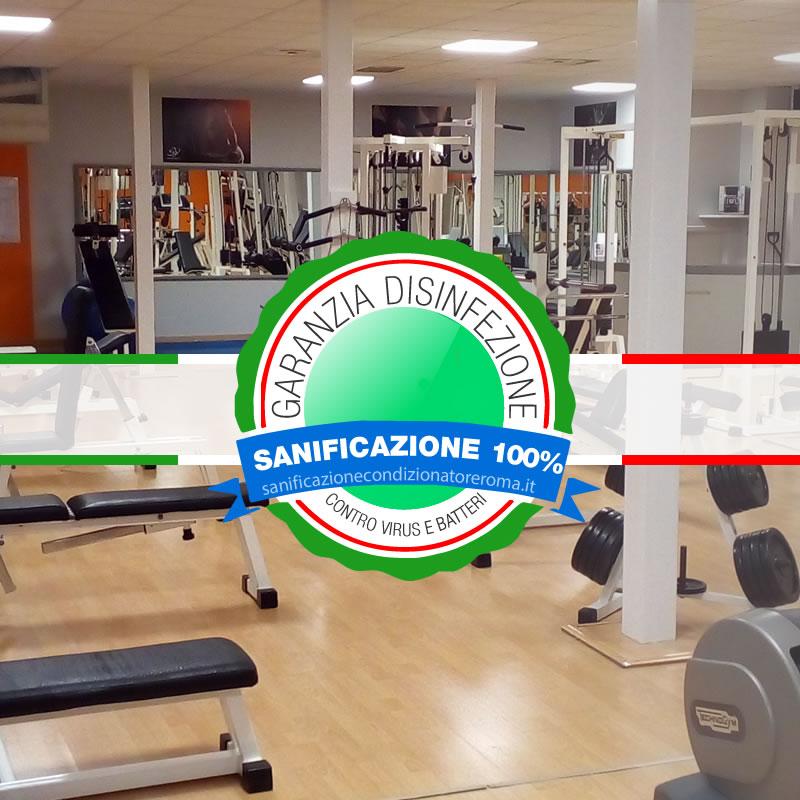 Sanificazione Condizionatori e Climatizzatori Castro Pretorio - Palestre e Spogliatoi