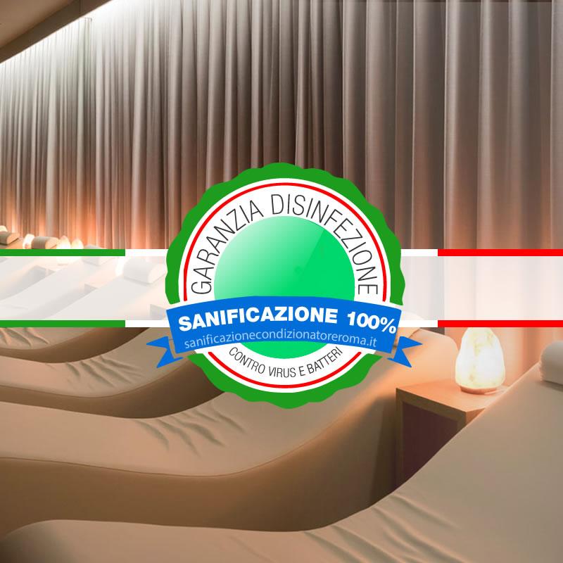 Sanificazione Condizionatori e Climatizzatori Castro Pretorio - SPA
