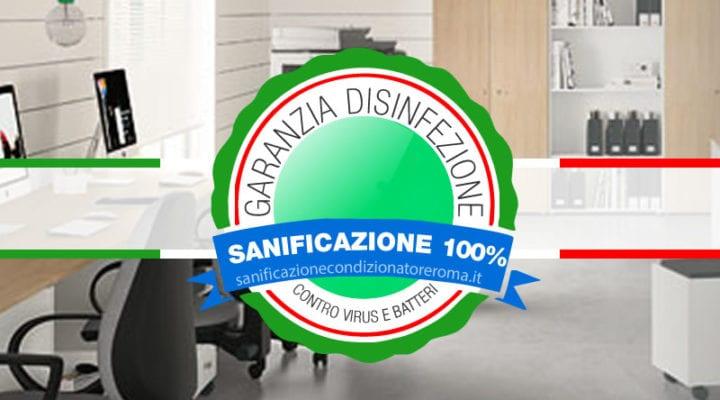 Sanificazione Condizionatori e Climatizzatori Roma - Uffici e Studi tecnici