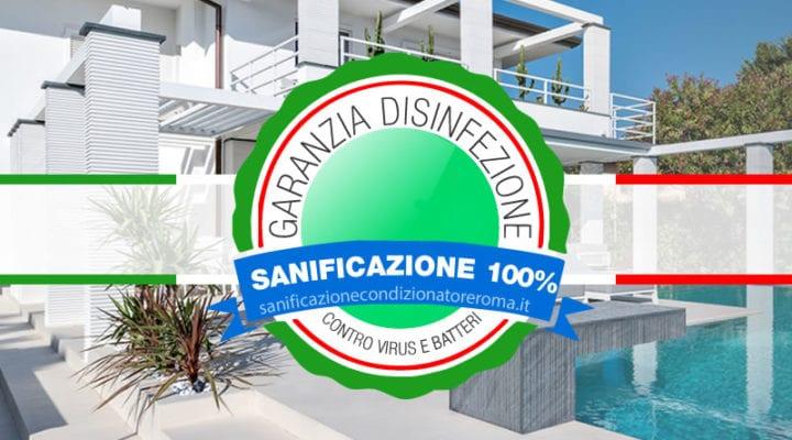 Sanificazione Condizionatori e Climatizzatori Roma - Ville